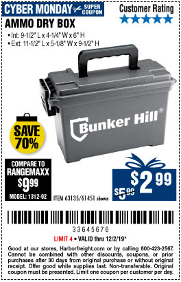 Cyber Monday Deals At Harbor Freight Harbor Freight Coupons
