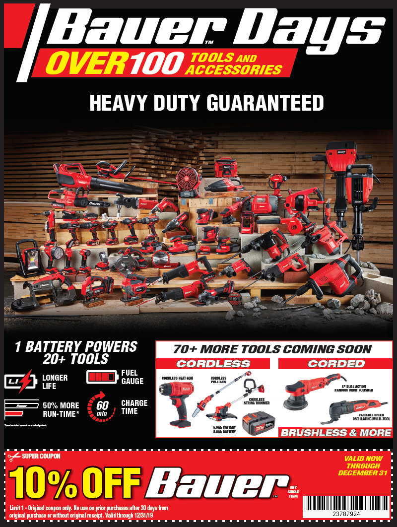 how to use harbor freight coupons online