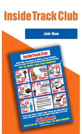Join the Inside Track Club