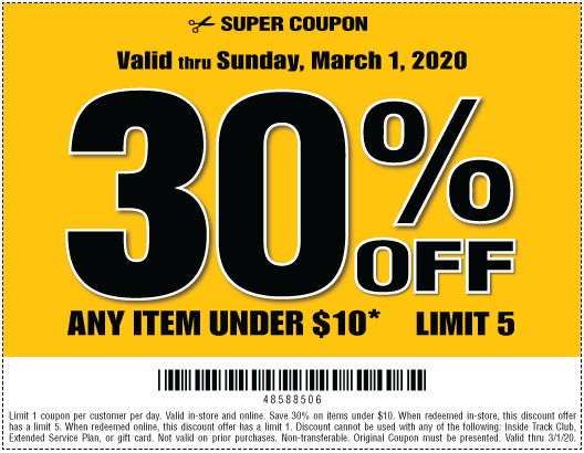 Leap Year Sale Harbor Freight Coupons