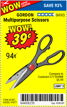 MULTIPURPOSE SCISSORS