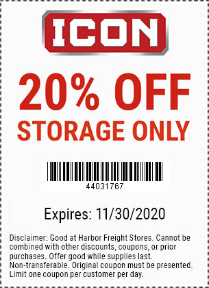 20 Off Coupons At Harbor Freight Harbor Freight Coupons