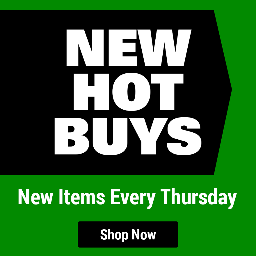 Hot Buys and Sales at Harbor Freight