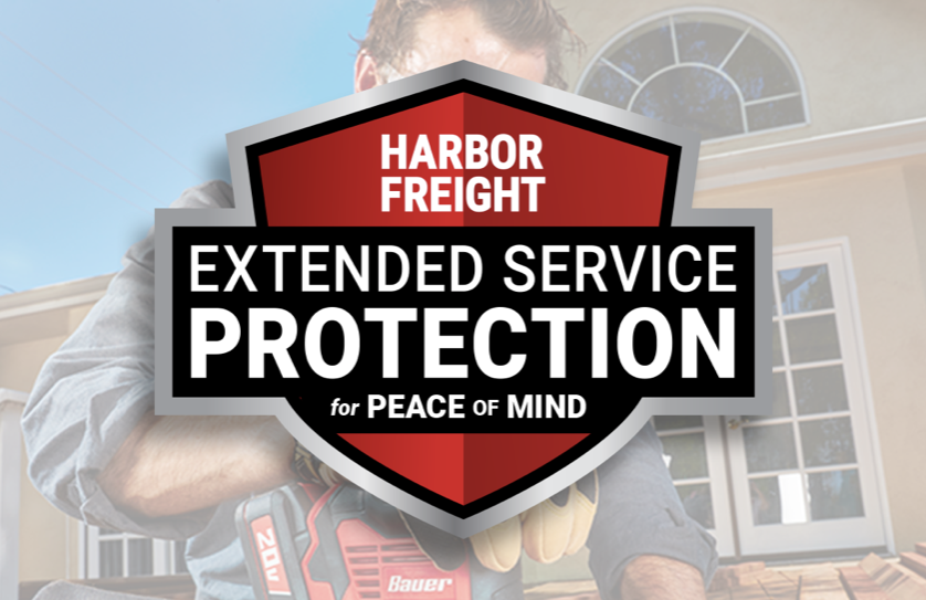 Extended Service Protection (ESP) at Harbor Freight Tools