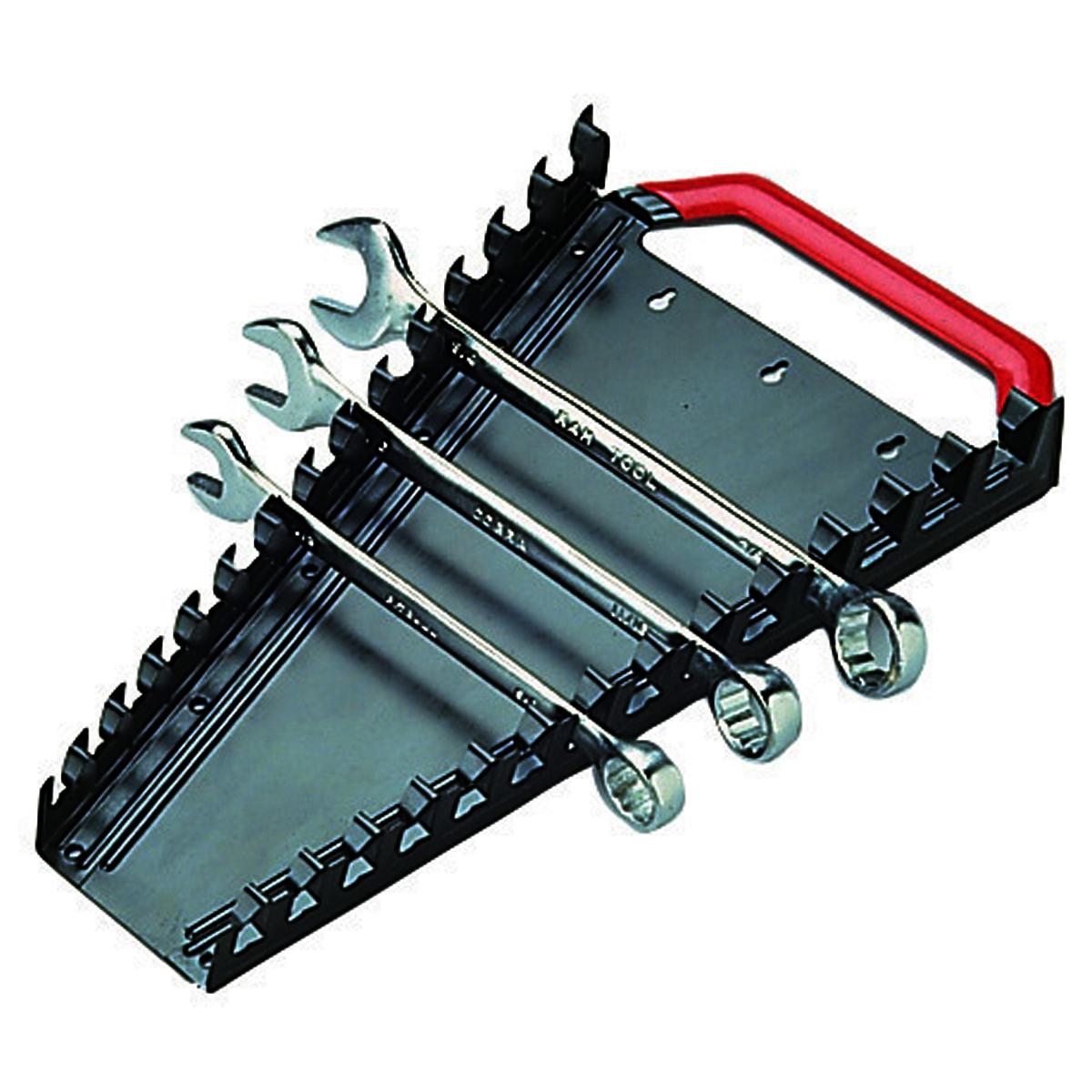 PITTSBURGH 14 Slot Wrench Rack - Item 04800