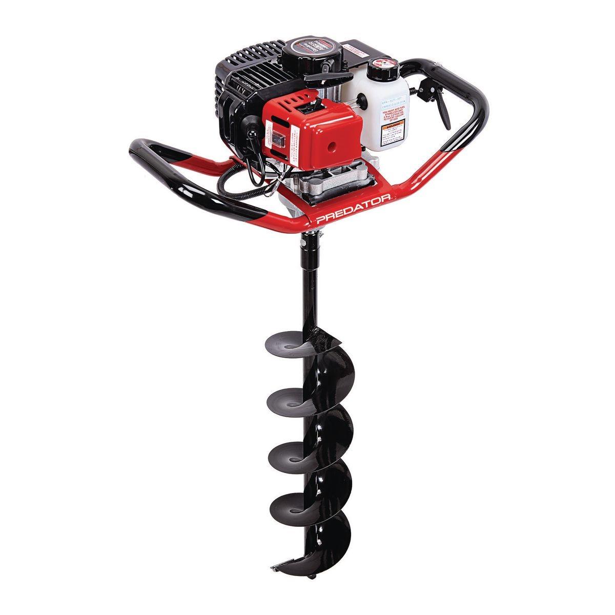 PREDATOR® Gas Powered Earth Auger - Item 56257 / 63022