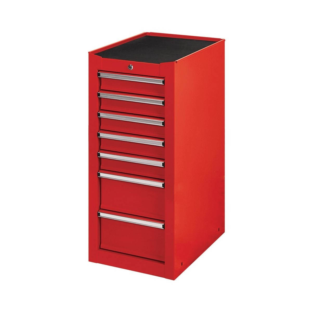 U.S. GENERAL 14.5 In. End Cabinet – Red – Item 64358 / 64159