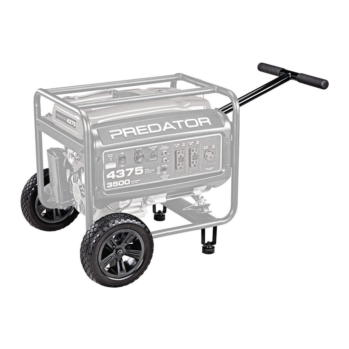PREDATOR 10 in. Heavy Duty Generator Wheel Kit - Item 64788