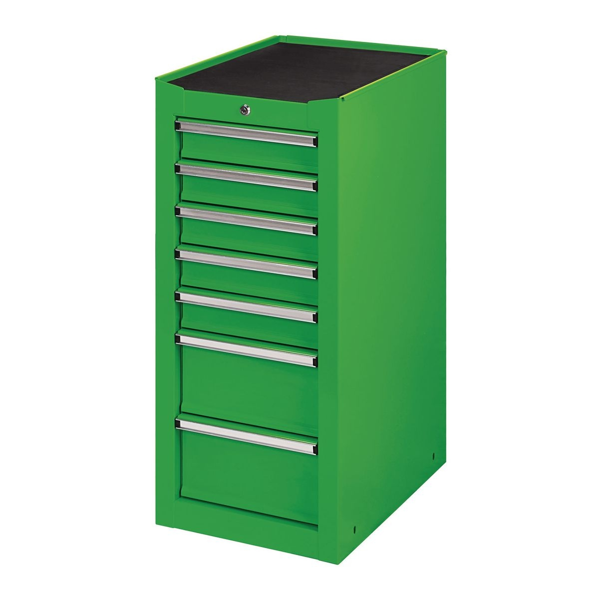 U.S. GENERAL 14.5 in. Green End Cabinet - Item 64971