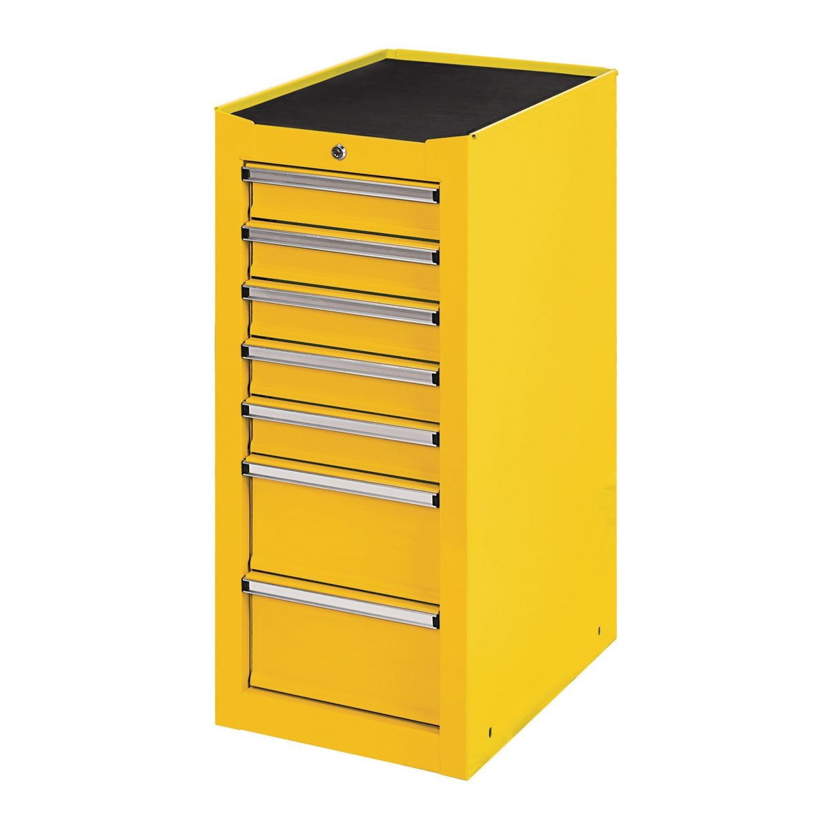 U.S. GENERAL 14.5 in. Yellow End Cabinet - Item 64973