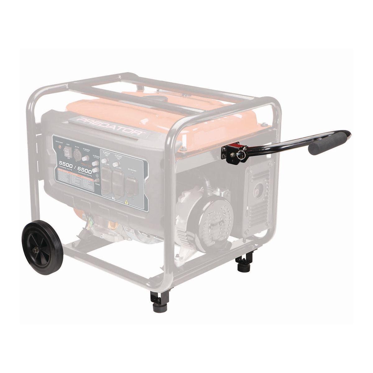 PREDATOR 8 in. Never-Flat Generator Wheel Kit - Item 68531 / 61486