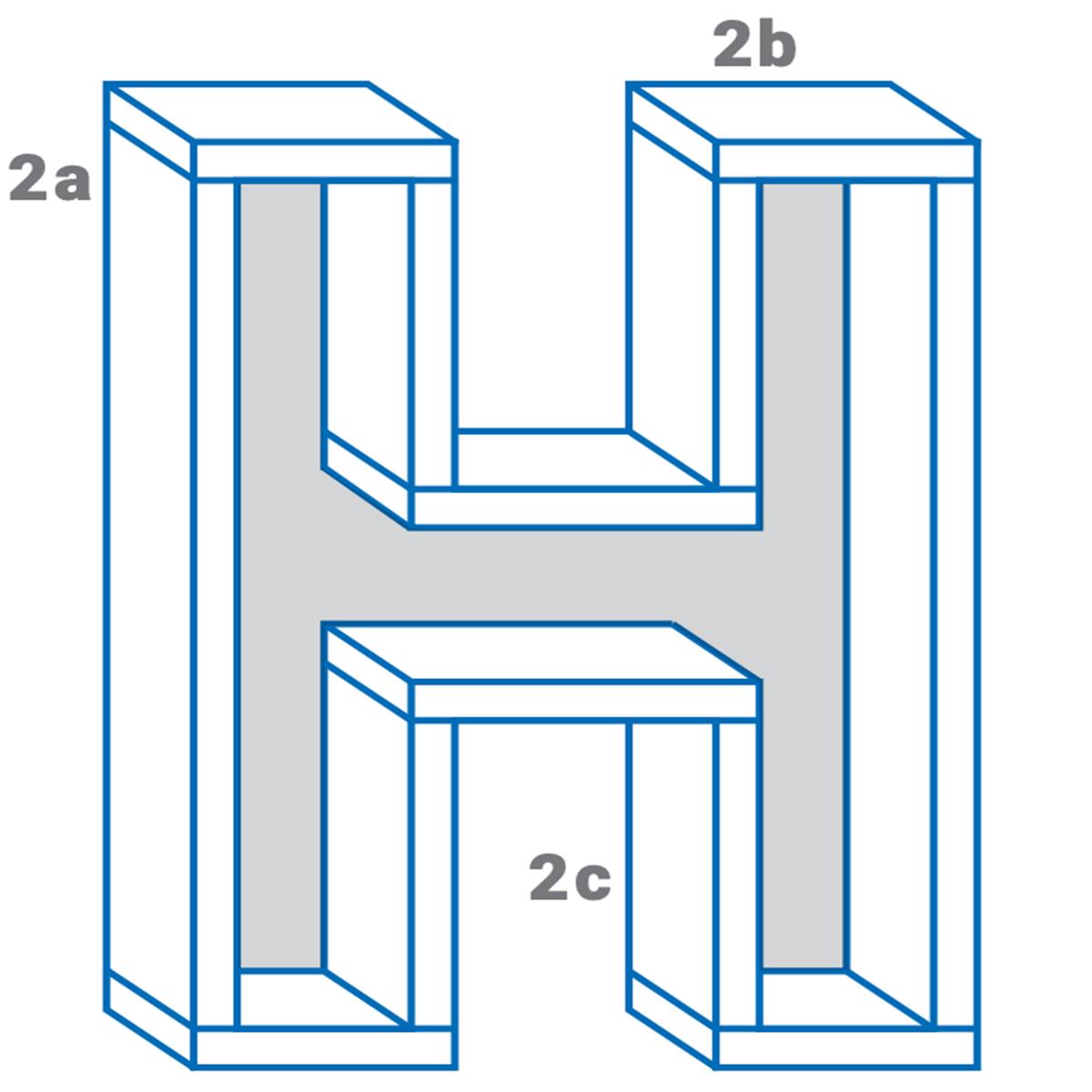 Monogram Planter - DIY Project Instructions - Harbor Freight Tools