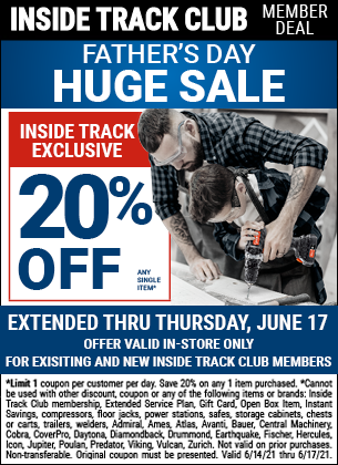 ITC Father's Day 20% Off